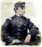 Colonel Robert Gould Shaw by ziegfeldfollies