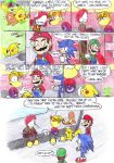 Super Smash Bros. Fellowship 2-32 by C-Studios