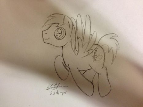 Silverness OC by RedApropos
