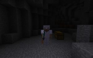 Minecraft - Snow Golems The Theif by unusual229