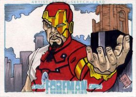 Heroic Age Iron Man PSC by chris-foreman