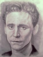 Tom Hiddleston by Sampl3dBeans