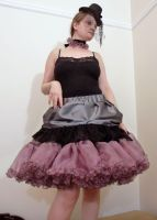 Reversible Pettiskirt by DeadBackpacks