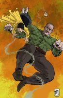 Breaking Bad - The Dark Knight Returns by ElOctopodo