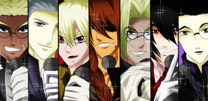 Hellsing 1000% by Emocorita