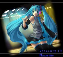 Hatsune Miku: On Stage by Maiiyu
