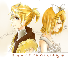 AT - Synchronicity. by Shaku-sama