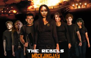 Rebels of Mockingjay by Soph-LW