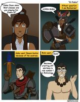 Ask Korra Diablo Edition by Pugthug