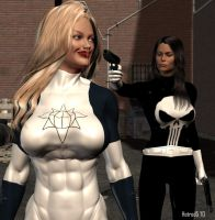 LFP: Welcome Back Ultrawoman by hotrod5