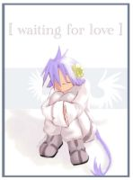 Waiting for love by tyrranticus