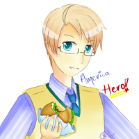 Request: Hetalia America by MaeMe96