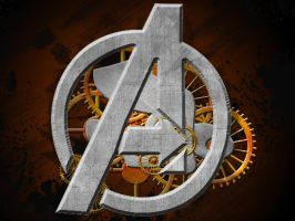 Avengers Steampunk by BlindAcolyte
