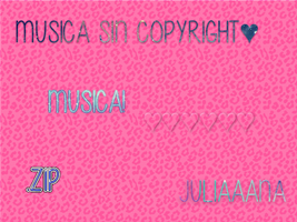 Musica Sin Copyright 2 by juliarias
