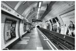 London Underground by Pajunen