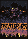 Invaders by SaintBonkers
