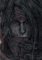 Vincent Valentine, FFVII Advent Children by LittleDragonZ