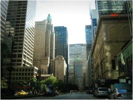 New York - The MetLife Building by SeiMissTake