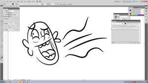 Creating a Line Art Brush inside Illustrator. by GeeksComeOutAtNight