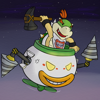 Bowser Jr by bugs92