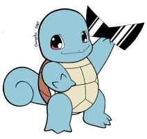 007 Squirtle by Guillo-Carregha
