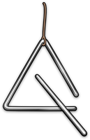 Just a triangle ... (test) by mondspeer