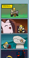 Adventures in Spiral Knights! by Toughset