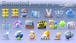 Samoled icon set 10 by jquest68