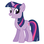 Vector Twilight Sparkle Kyss.S by KyssS90