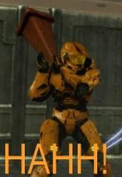 RvB Season 8 Chapter 10 Grif 4 by hazeness
