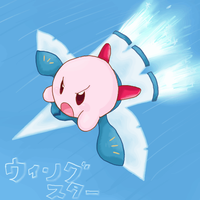 kirby by buchi0122