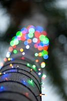 bokeh explosion by droolz