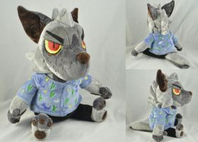 Tex the Coyote by Lexiipantz