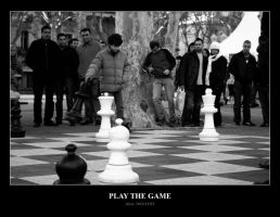 Play the Game by makhor