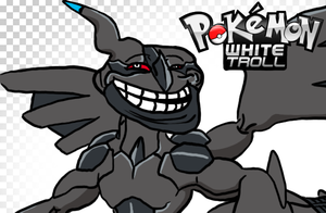 Pokemon White Troll - Beta Test 0.1 by HellGab