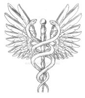 Caduceus by DrArtAnuj