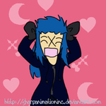 Caramelldansen Saix by SharpAnimationInc