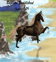 Bagliore Saddlebred import 004 by Moved-Account