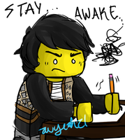 STAY... AWAKE... by awyeah21