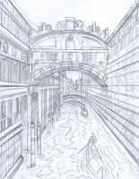 Old Venice 3 by CroctopusArt