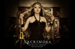 Contest Entry - Lacrimosa by MorningMiracle