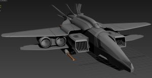 Jet W.I.P by spartanx118