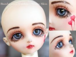 BJD Face Up - Bambicrony Cookie 01 by Izabeth