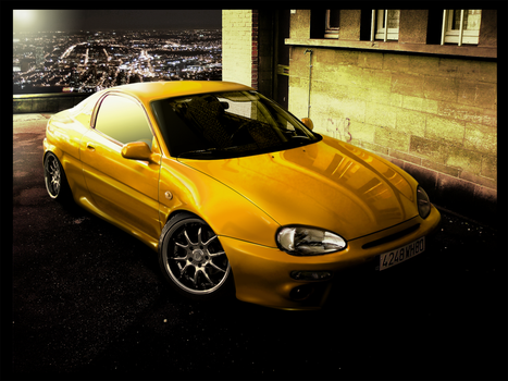 Mazda MX3 by swm1