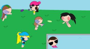 Pool Party!!!!!! by cupcakemadness237