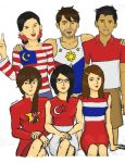 SATW - Southeast Asia and the World (SEATW :D) by aldohyeah