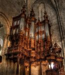 HDR - Saint Bertrand de Comminges by Louis-photos