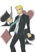 Bond, James Bond by higheternity
