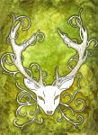 Royal Stag by Bumble-a-Bee