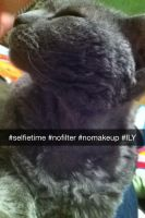 #selfie by Ripley-Hates-Mice